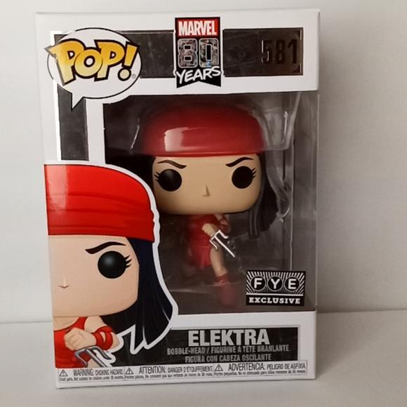 Elektra Funko Pop